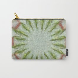 Peeped Disposition Flowers  ID:16165-093506-91430 Carry-All Pouch
