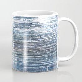 Dark electric blue Coffee Mug