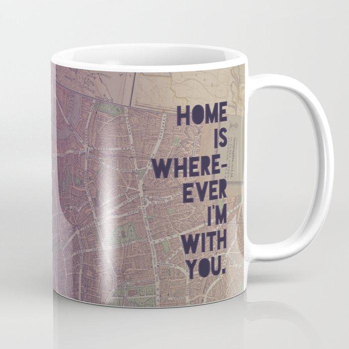 With You Coffee Mug