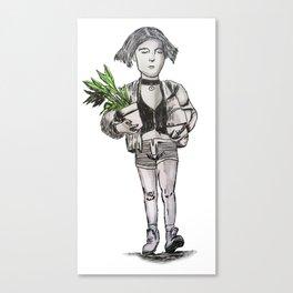 mathilda professional Canvas Print