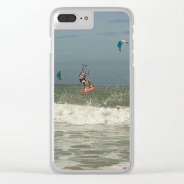 Kite Clear iPhone Case