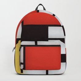 Piet Mondrian Backpack