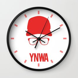 Liverpool YNWA - Klopp Wall Clock