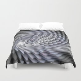 The Flying Light Duvet Cover