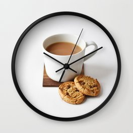 Coffee & Cookies Wall Clock