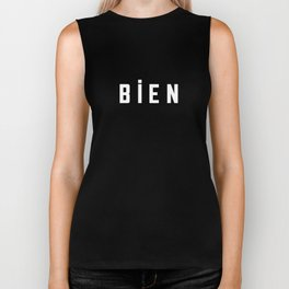French New Wave - Bien Biker Tank