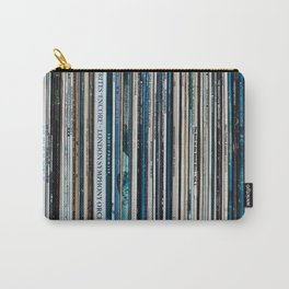 Old Vinyl Carry-All Pouch