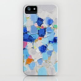 Amoebic Party No. 1 iPhone Case