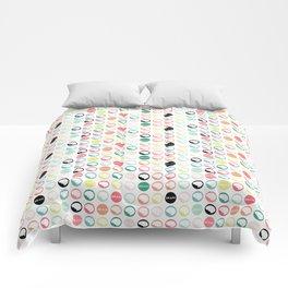 Brain Dots Comforters