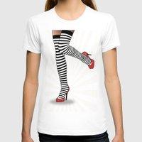 sexy T-shirts featuring sexy  by mark ashkenazi