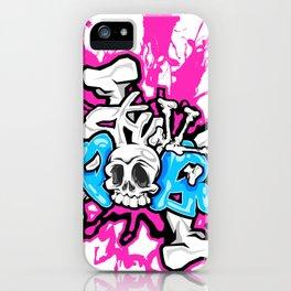 Skull Pops iPhone Case