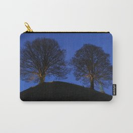 Oxford Castle Motte at Night Carry-All Pouch