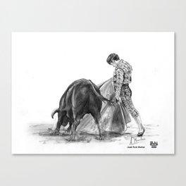 José Ruiz Muñoz Canvas Print