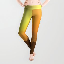 Here Comes the Sun - San Diego Leggings