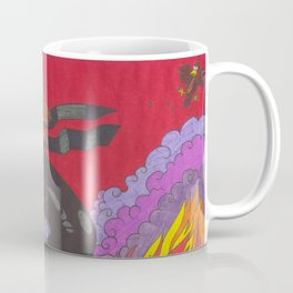 Motorbike to Heaven Coffee Mug