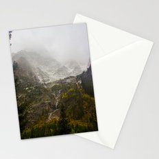 A Valley in the Tetons Stationery Cards