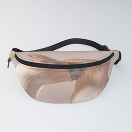 Lean on me - King Oyster Mushrooms l Food Photography Art Fanny Pack
