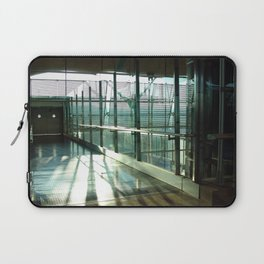 Boarding shadows Laptop Sleeve