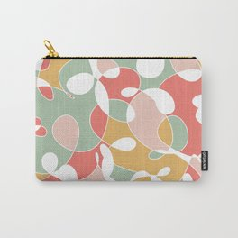 Bright Pastels Carry-All Pouch
