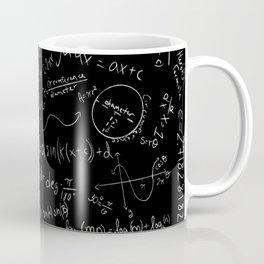 Math Cheat Sheet Coffee Mug