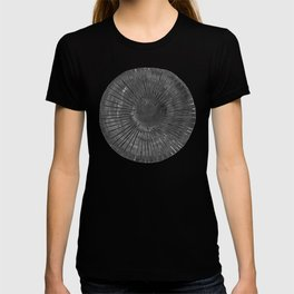 Black and White Circle T-shirt