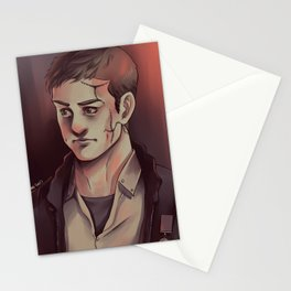 In the Flesh - Rick Macy Stationery Cards