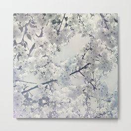 1000 cherry blossoms Metal Print