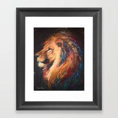 Majestical Framed Art Print