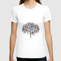 hydrangea T-shirts featuring Hydrangea by EllaJohnston Art & Illustration