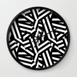 Kollage Wall Clock
