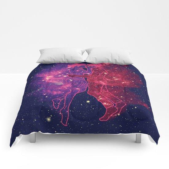 Universes Collide Comforters