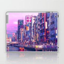 Osaka Citypop Laptop & iPad Skin