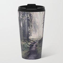 Magical Washington Rainforest Travel Mug