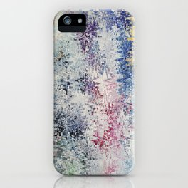 Abstract 205 iPhone Case