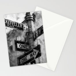 Streets of New York Stationery Cards