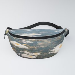 Eggy Clouds - Sunny side up Fanny Pack