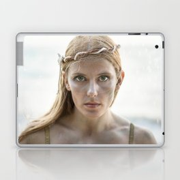 Portrait of a Mermaid Laptop & iPad Skin