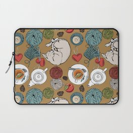 home cosiness Laptop Sleeve