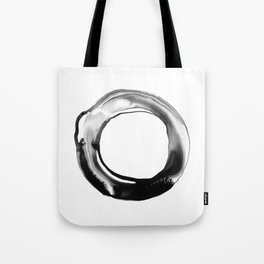 breathing in love Tote Bag