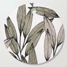 Leaves, leaves Cutting Board