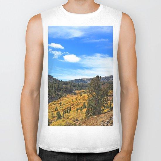 Mt Rose Biker Tank
