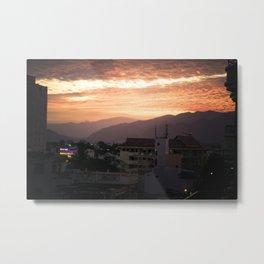 Nha Trang Sky Metal Print