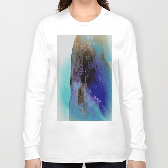 abstract world Long Sleeve T-shirt