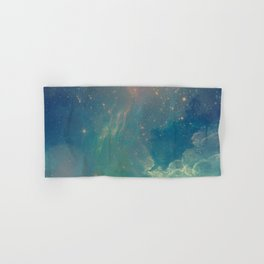 Space fall Hand & Bath Towel