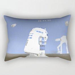 War Stars:oireiu30doiu Rectangular Pillow