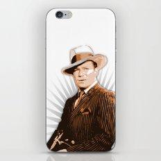 Kirk G iPhone & iPod Skin