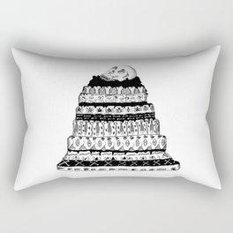 Death Cake Rectangular Pillow