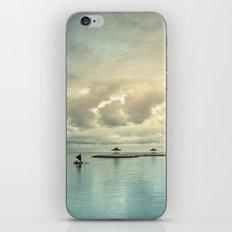 the art of silence iPhone & iPod Skin