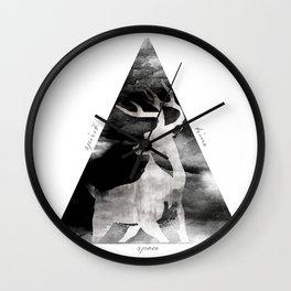 Universe Wall Clock