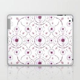 Dreams are like seeds - Pattern Laptop & iPad Skin